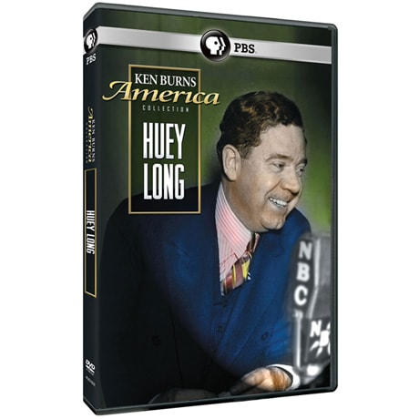 Huey Long - A Film By Ken Burns DVD