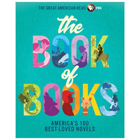 The Great American Read: The Book of Books - Hardcover