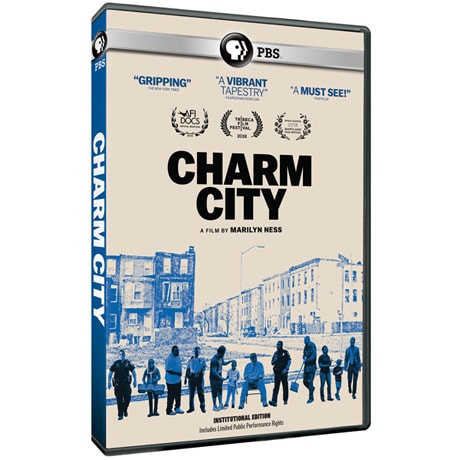 Charm City (Institutional Edition) DVD