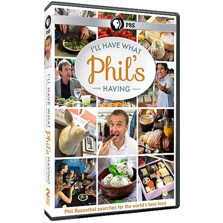 I'll Have What Phil's Having DVD