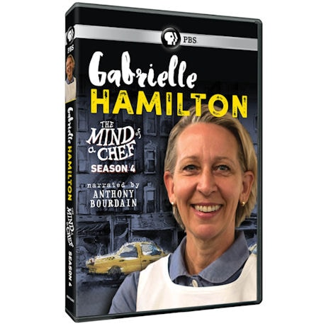 The Mind of a Chef: Gabrielle Hamilton (Season 4) DVD