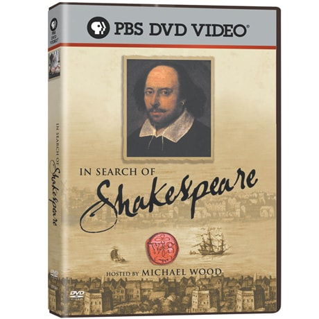 Michael Wood: In Search of Shakespeare 2PK DVD