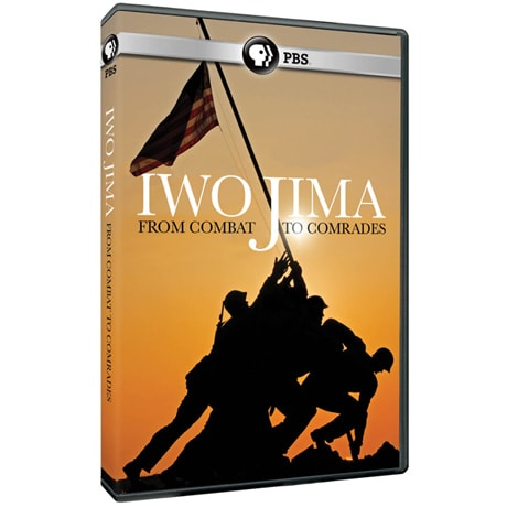 Iwo Jima: From Combat to Comrades  DVD