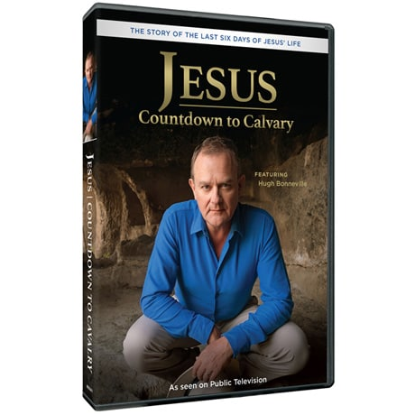 Jesus: Countdown to Calvary DVD