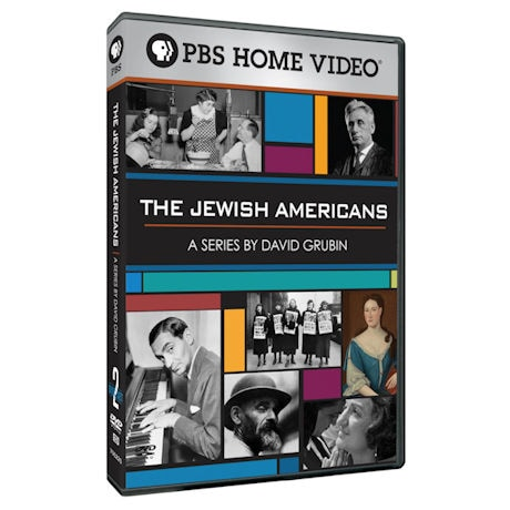 The Jewish Americans: A Series by David Grubin DVD