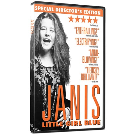 American Masters: Janis: Little Girl Blue DVD