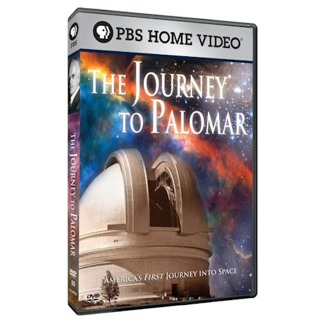 The Journey to Palomar  DVD