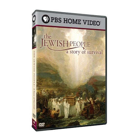 The Jewish People: A Story of Survival DVD