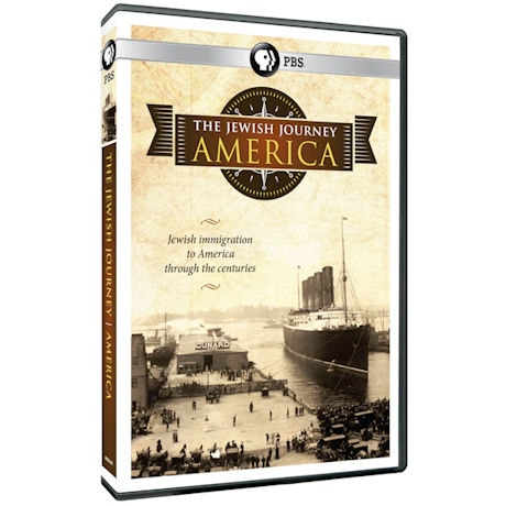 The Jewish Journey: America DVD