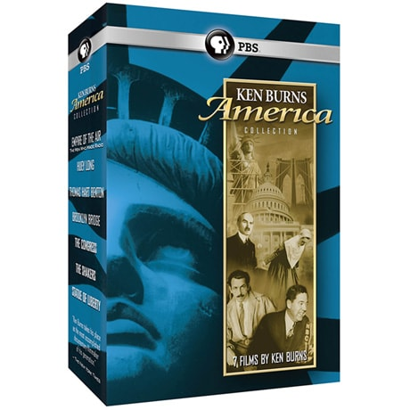 Ken Burns' America (2013) DVD