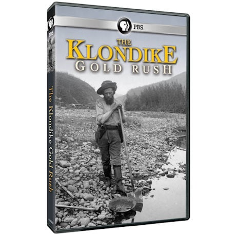 The Klondike Gold Rush DVD