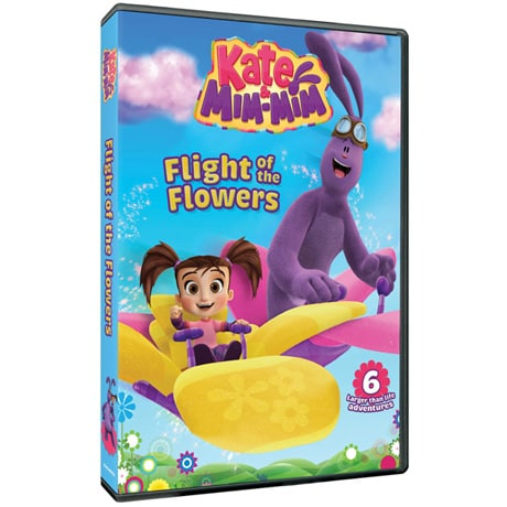 Kate & Mim-Mim: Flight of the Flowers DVD