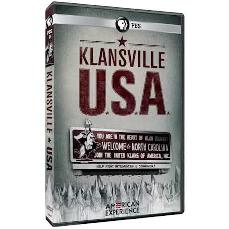 American Experience: Klansville U.S.A. DVD