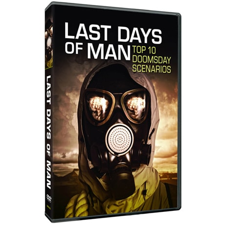 Last Days of Man DVD