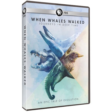 When Whales Walked: Journeys in Deep Time DVD