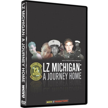LZ Michigan: A Journey Home DVD