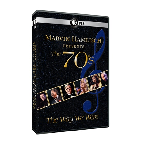 Marvin Hamlisch Presents The 70's, The Way We Were DVD