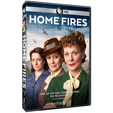 Masterpiece: Home Fires Season 2 DVD