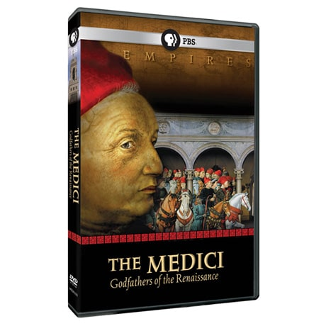 Empires: The Medici: Godfathers of the Renaissance DVD