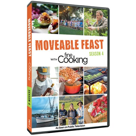 Moveable Feast with Fine Cooking - Season 4 DVD