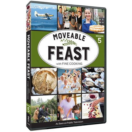 Moveable Feast with Fine Cooking, Season 5 DVD