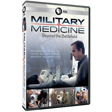 Military Medicine: Beyond the Battle Field DVD
