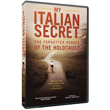 My Italian Secret: Forgotten Heroes of the Holocaust DVD