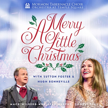 Mormon Tabernacle Choir: A Merry Little Christmas CD