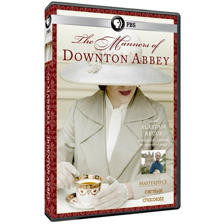 Masterpiece: The Manners of Downton Abbey DVD (U.K. Edition)