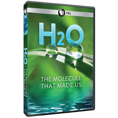 H2O: The Molecule That Made Us DVD