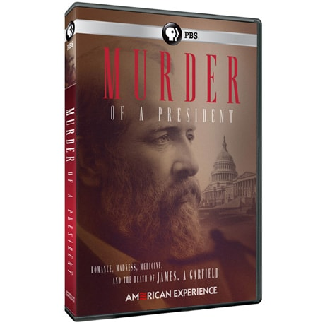 American Experience: Murder of a President DVD