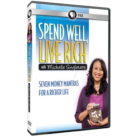 Spend Well, Live Rich with Michelle Singletary DVD