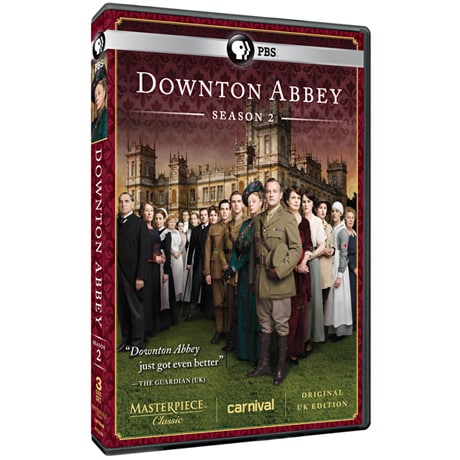 Masterpiece: Downton Abbey Season 2 (Original UK Edition)