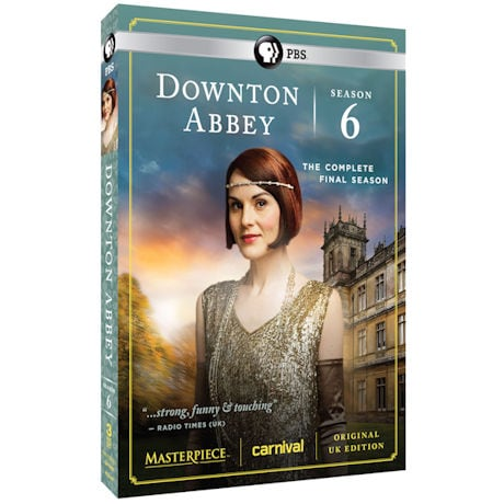 Downton Abbey Season 6 (UK Edition)