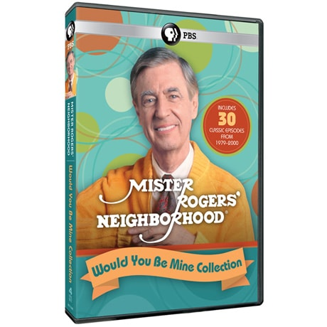 Mister Rogers' Neighborhood: Would You Be Mine Collection DVD