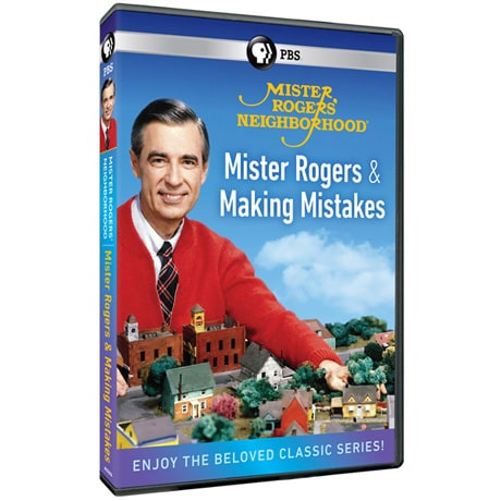 Mister Rogers' Neighborhood: Mister Rogers and Making Mistakes DVD