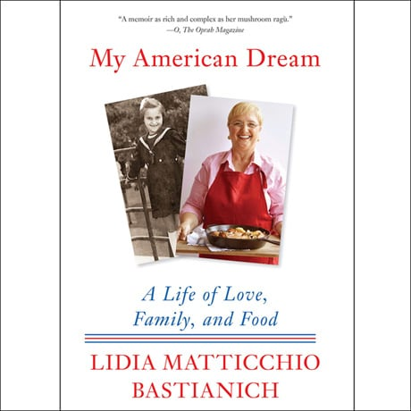 My American Dream: A Life of Love, Family, and Food (Paperback)