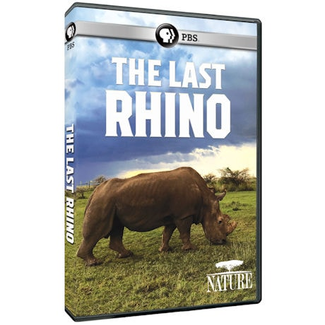 NATURE: The Last Rhino DVD