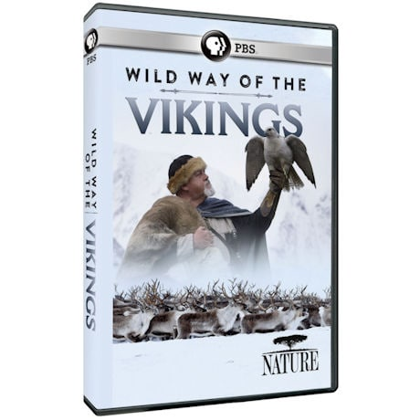 NATURE: Wild Way of the Vikings DVD