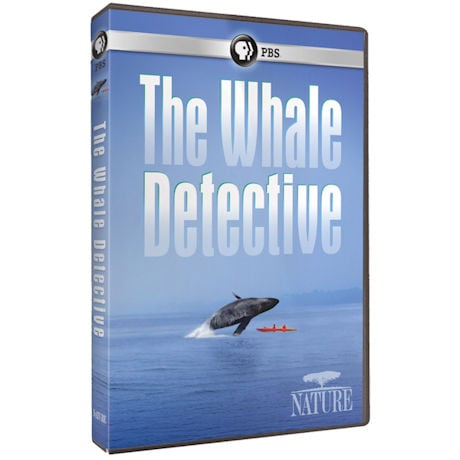 NATURE: The Whale Detective DVD