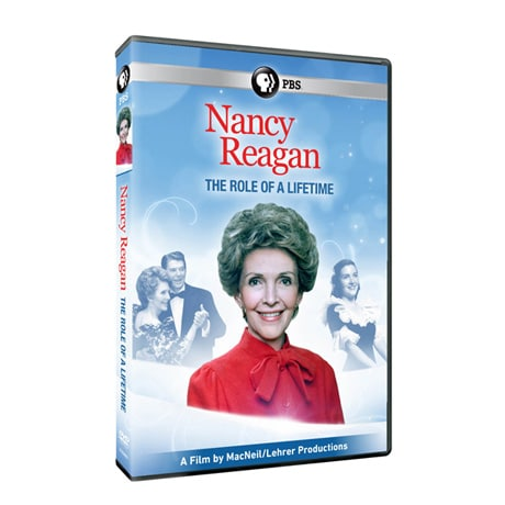 Nancy Reagan: The Role of a Lifetime DVD