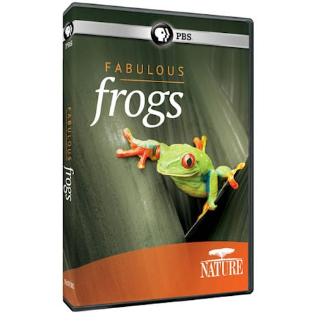 NATURE: Fabulous Frogs DVD