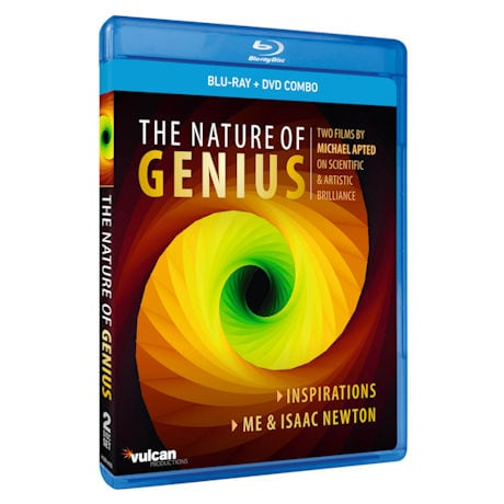 The Nature of Genius: Two Films by Michael Apted On Scientific & Artistic Brilliance (DVD + Blu-ray Combo)