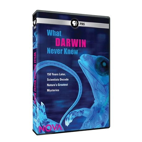 NOVA: What Darwin Never Knew - AV Item