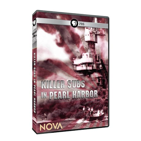 NOVA: Killer Subs in Pearl Harbor DVD