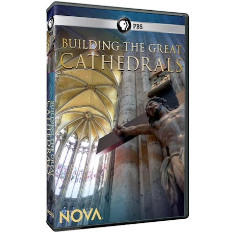 NOVA: Building the Great Cathedrals DVD