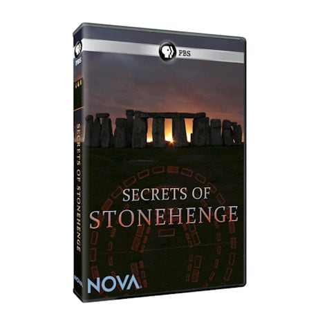 NOVA: Secrets of Stonehenge DVD