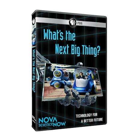 NOVA scienceNOW: What's the Next Big Thing? DVD
