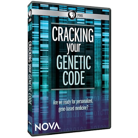 NOVA: Cracking Your Genetic Code DVD