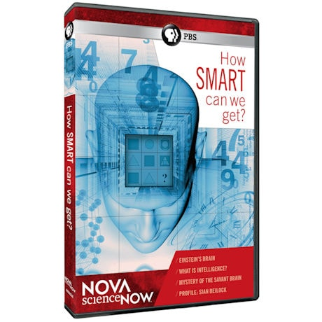 NOVA scienceNOW: How Smart Can We Get? DVD